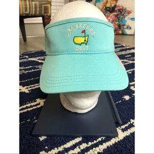 American Needle Masters 2017 Visor Hat